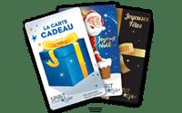 Carte cadeau Sodexo : Spirit of Cadeau Plus