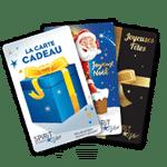 Carte Cadeau TirGroupé