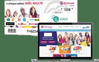 E-chèque Cadeau TirGroupé
